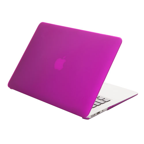 Étui rigide Deflector d'Insignia pour MacBook Air de 13 po (NS-MMA13U-C) - Violet