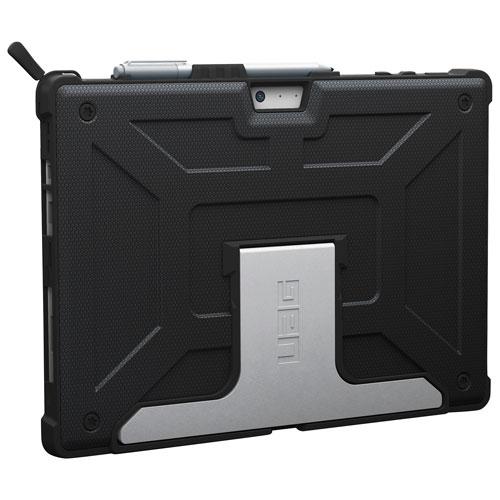 Étui robuste d'UAG pour Surface Pro 4 - Noir