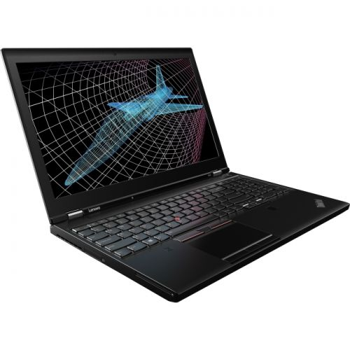 "Lenovo ThinkPad P50 20EN0012US 15.6"" (In-plane Switching (IPS) Technology) Notebook - Intel Core i7 i7-6700HQ Quad-core (4 Core) 2.60 GHz"