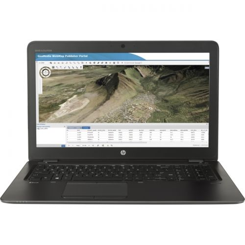 "HP ZBook 15u G3 15.6"" (In-plane Switching (IPS) Technology) Mobile Workstation - Intel Core i7 i7-6500U Dual-core (2 Core) 2.50 GHz"