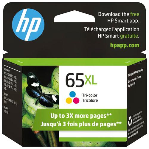 HP 65XL Tri-Colour Ink Cartridge