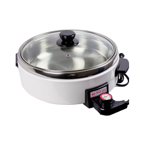 Whale Chinese Hot Pot |WH360| with Stainless Steel Pan ...