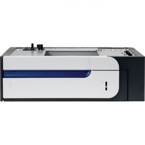 HP Clr LaserJet500-Sheet Heavy Meda Tray