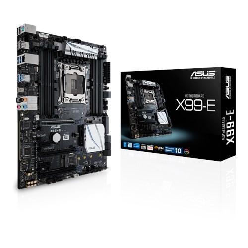Asus X99-E Desktop Motherboard - Intel X99 Chipset - Socket LGA 2011-v3
