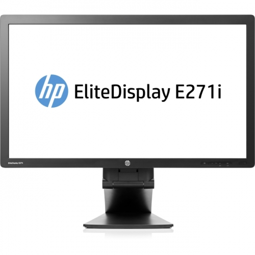 "HP Business E271i 27"" LED LCD Monitor - 16:9 - 7 ms"