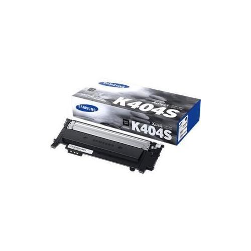 Samsung CLT-K404S Toner Cartridge - Black