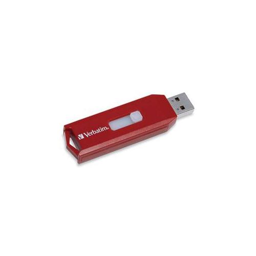 Verbatim 32GB Store 'n' Go USB Flash Drive - Red