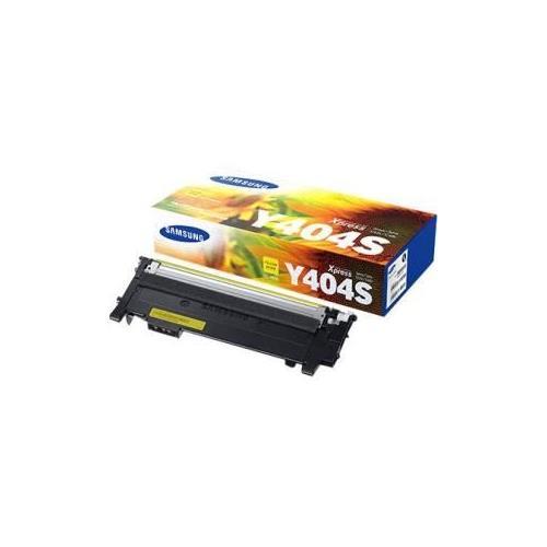 Samsung CLT-Y404S Toner Cartridge - Yellow