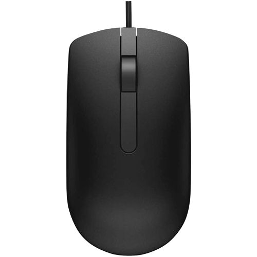 Dell Optical Mouse-MS116-Black