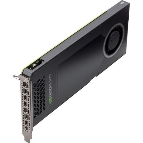 PNY Quadro NVS 810 Graphic Card - 2 GPUs - 4GB DDR3 SDRAM - PCI Express 3.0 x16 - Single Slot Space Required