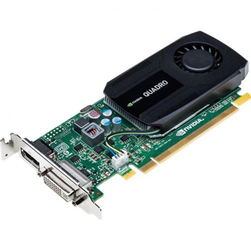 PNY Quadro K420 Graphic Card - 2GB DDR3 SDRAM - PCI Express 2.0 x16 - Low-profile - Single Slot Space Required