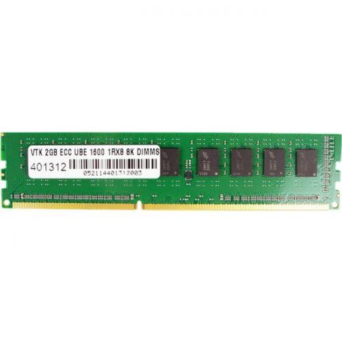 Visiontek 1 x2GB PC3-12800 DDR3 ECC UBE 8K 1600MHz UDIMM Memory Module