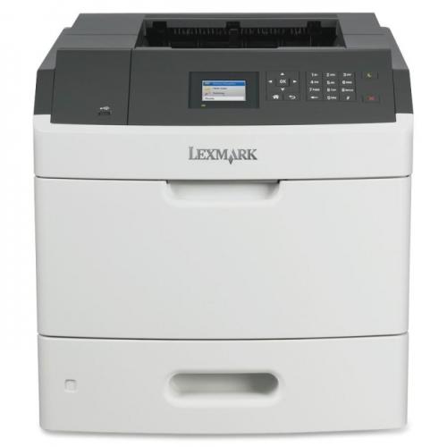 Lexmark MS811N Laser Printer - Monochrome - 1200 x 1200 dpi Print - Plain Paper Print - Desktop