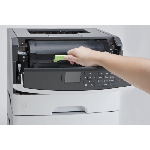 Lexmark MS310 MS315DN Laser Printer - Monochrome - 1200 x 1200 dpi Print - Plain Paper Print - Desktop