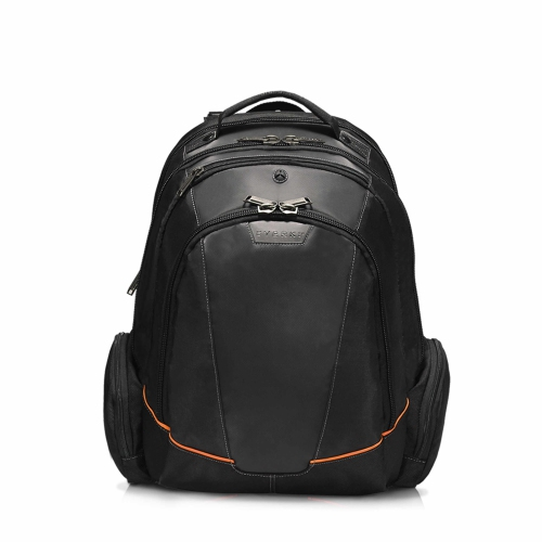 "Everki EKP119 Carrying Case (Backpack) for 16"" Notebook - Black"