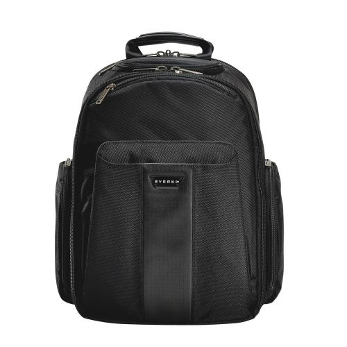 Everki Versa Premium Carrying Case (Backpack) for 15 inch Notebook, MacBook Pro - Black