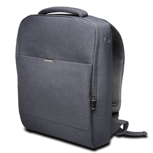 """Kensington 62622 Carrying Case (Backpack) for 15.6"""" Notebook, Tablet - Cool Gray"""
