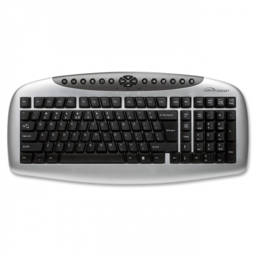Compucessory Multimedia Keyboard