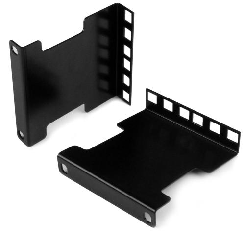 StarTech Rail Depth Adapter Kit for Server Racks - 4 in. (10 cm) Rack Extender - 2U