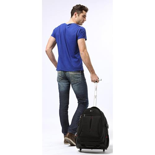 seagull carry on wheeled backpack online only