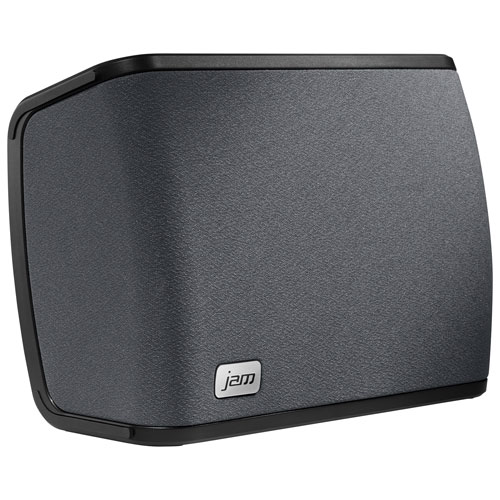 JAM Rhythm Wireless Multi-Room Speaker - Black