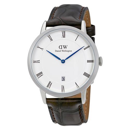 77036068d0944 Daniel Wellington Dapper York White Dial Unisex Watch 1122DW   Mens Watches  - Best Buy Canada