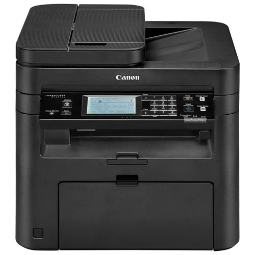 Canon imageCLASS Monochrome Wireless All-in-One Laser Printer - Refurbished