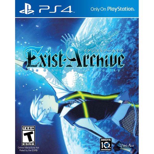 Exist Archive: The Other Side of the Sky (PS4) - Anglais