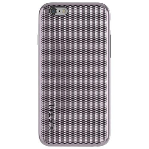 Étui souple ajusté Jet Set de STI:L pour iPhone 6/6s - Doré