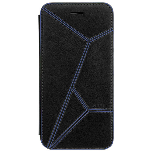 STI:L Evasion iPhone 6/6s Fitted Soft Shell Case - Black