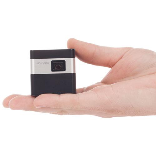 Cube de projection portatif Pico d'Insignia