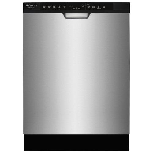 Lave-vaisselle encastrable de 24 po, 54 dB Gallery de Frigidaire (FGCD2444SF) - Noir