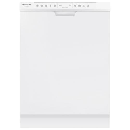"Frigidaire Gallery 24"" 54dB Built-In Dishwasher (FGCD2444SW) - White"