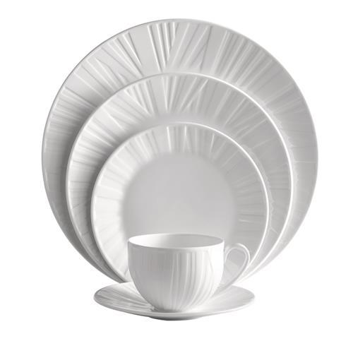 Vaisselle Organza par Vera Wang ensemble de 5 pcs