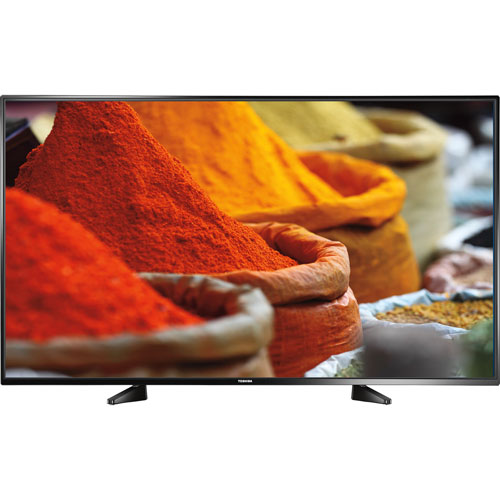 "Toshiba 49"" 1080p LED TV (49L420U) - Only at Best Buy - Open Box"