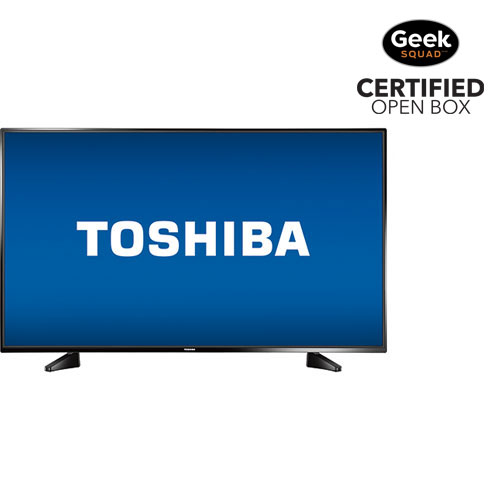 "Toshiba 43"" 1080p LED TV (43L420U) - Only at Best Buy - Open Box"