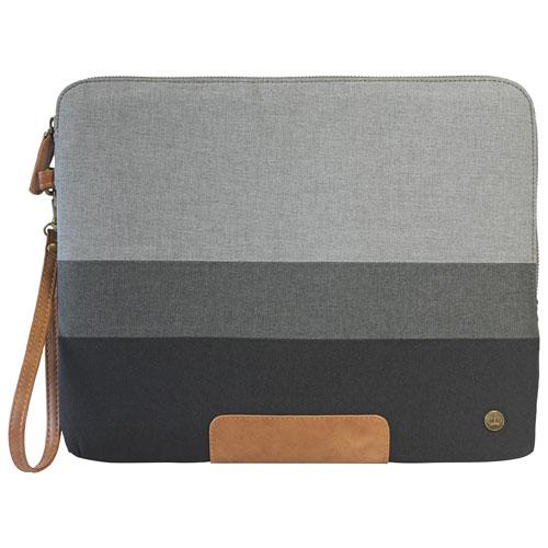 "PKG DRI Slouch 14"" Laptop Sleeve - Light Grey/Dark Grey/Black"