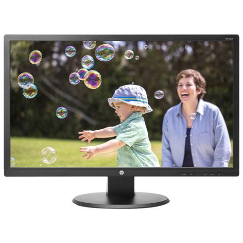 "HP 24"" 60Hz 5ms LED Monitor (K5A38AA#ABA) - Black"