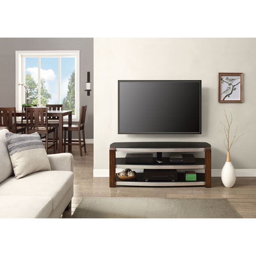 "Whalen Contemporary 60"" TV Stand - Black"
