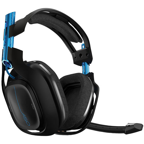 Astro A50 Wireless Gaming Headset for PS4/PC - Black