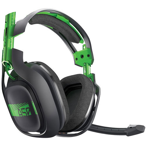 Astro A50 Wireless Gaming Headset for Xbox One/PC - Black
