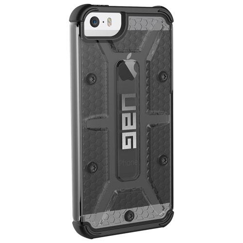 UAG iPhone 5/5s/SE Fitted Hard Shell Case - Grey/Black