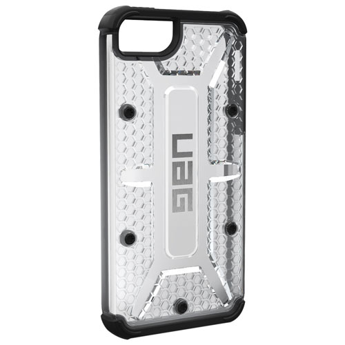 UAG iPhone 5/5s/SE Fitted Hard Shell Case - Clear/Black