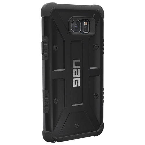 UAG Galaxy Note 5 Fitted Hard Shell Case - Black
