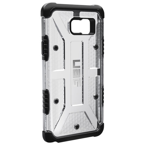UAG Galaxy Note5 Fitted Hard Shell Case - Clear/Black