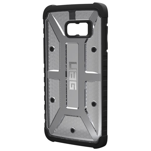 UAG Galaxy S6 edge+ Fitted Hard Shell Case - Grey/Black
