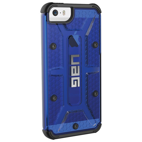 UAG iPhone 5/5s/SE Fitted Hard Shell Case - Blue/Black