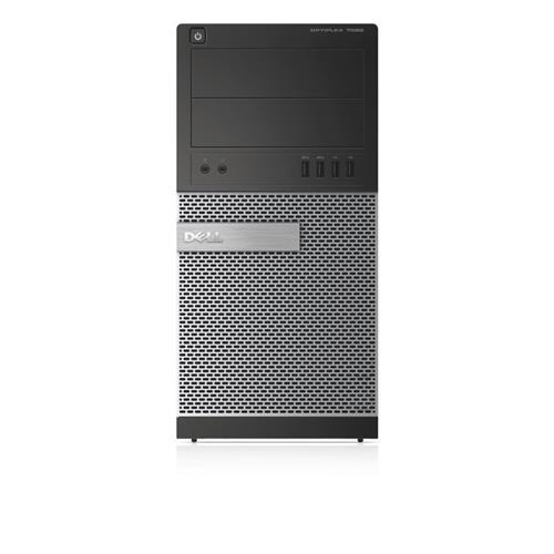 DELL Optiplex 9010 Intel i5-3470-3.2 GHz, 8GB RAM, 500GB Hard Drive, DVDRW, Windows 10 Pro, Refurbished