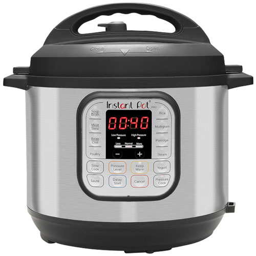 Instant Pot 7-in-1 Electric Pressure Cooker - 8 Qt