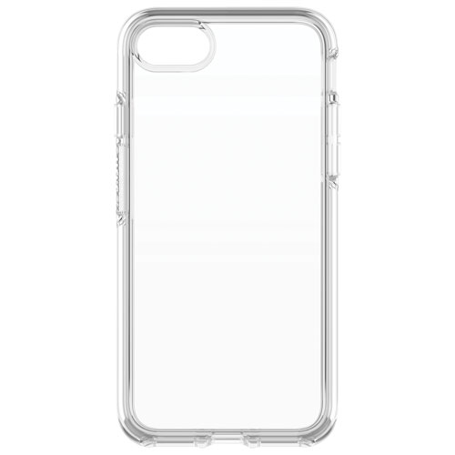 OtterBox Symmetry iPhone 7/8 Fitted Hard Shell Case - Clear
